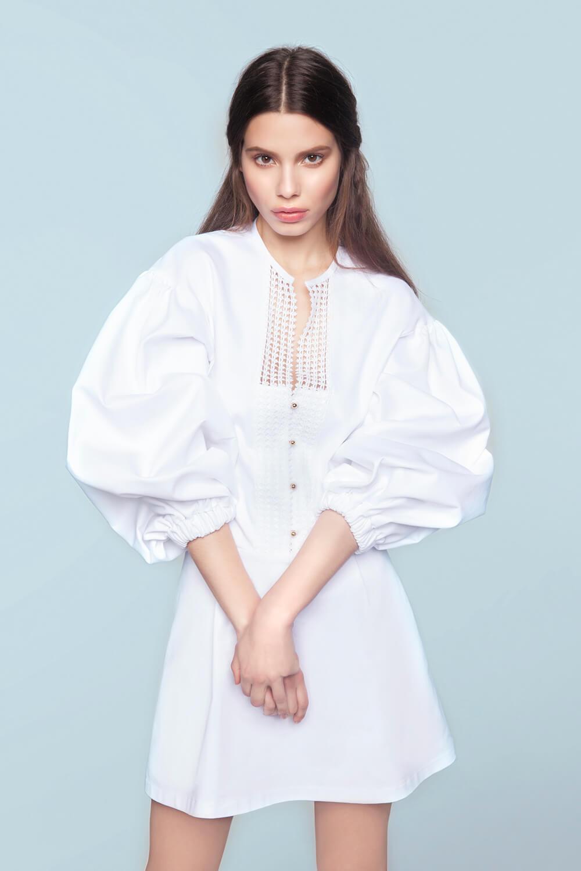 Long Novaljka dress - 01