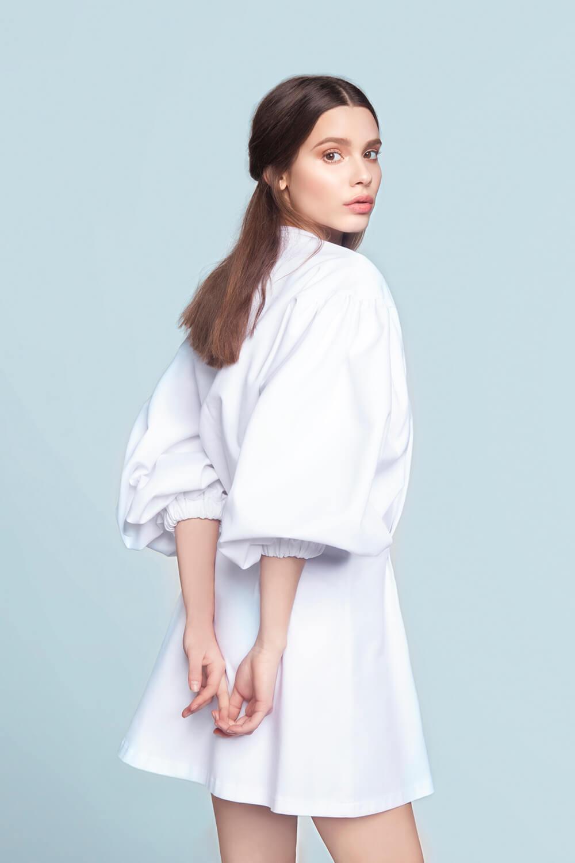 Long Novaljka dress - 02