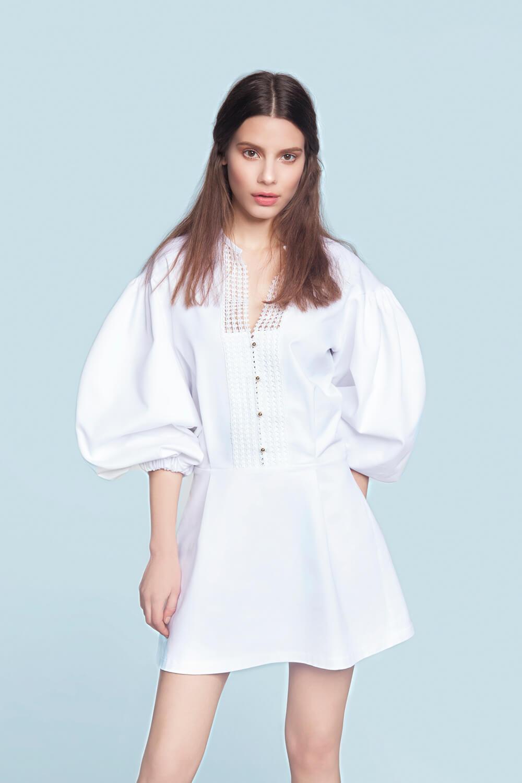 Long Novaljka dress - 04