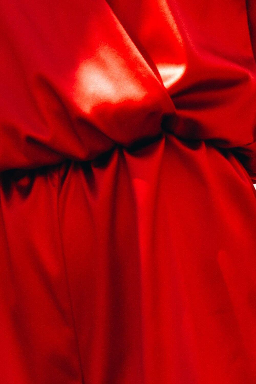 Mandre Red jumpsuit - 05