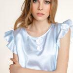 Elle Blue Top - 03