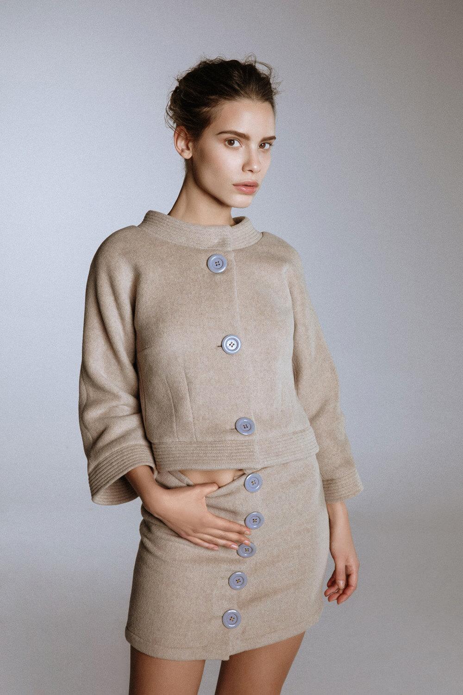 Sopar Collection - FW2019 - Audrey Blazer